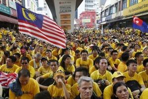 demo-malaysia